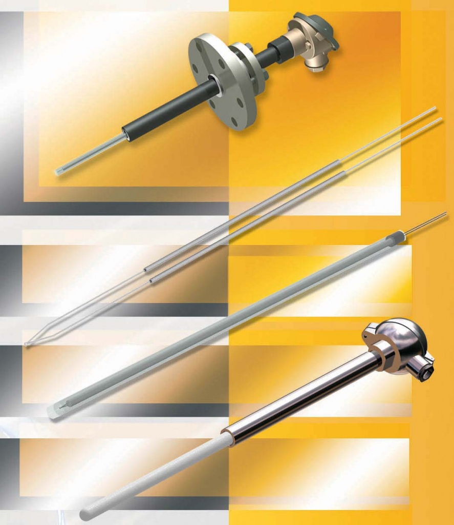 TC-А — tungsten-rhenium thermocouple